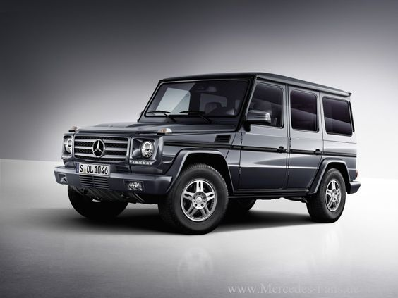 New G-wagon. There would only be 2 mercedes I would drive. This is one of them.