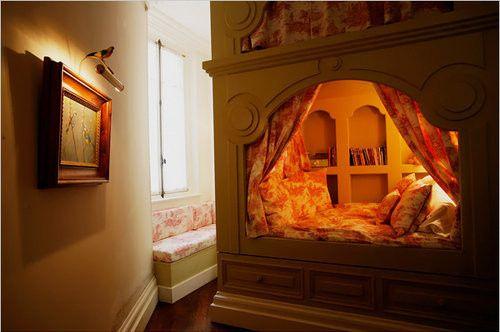 So very, very cozy!