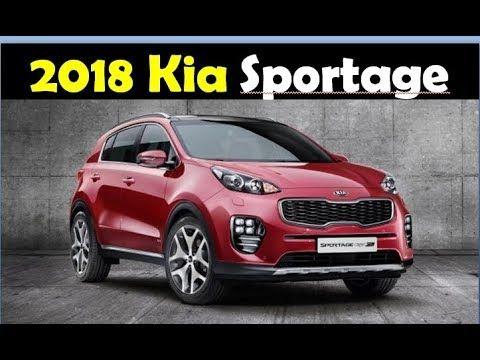 New 2018 Kia Sportage Review Sportage Kia Sportage Kia