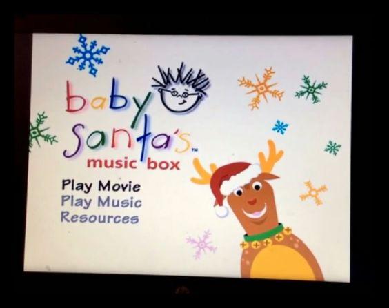 Baby dolittle neighborhood animals DVD menu   Baby ...
