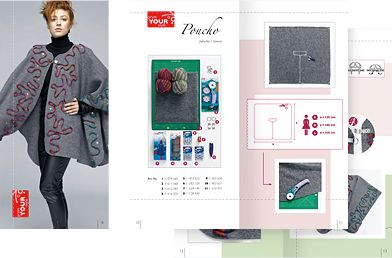 Prym your Style : Galerie   Von der Stange zum eigenen Stil