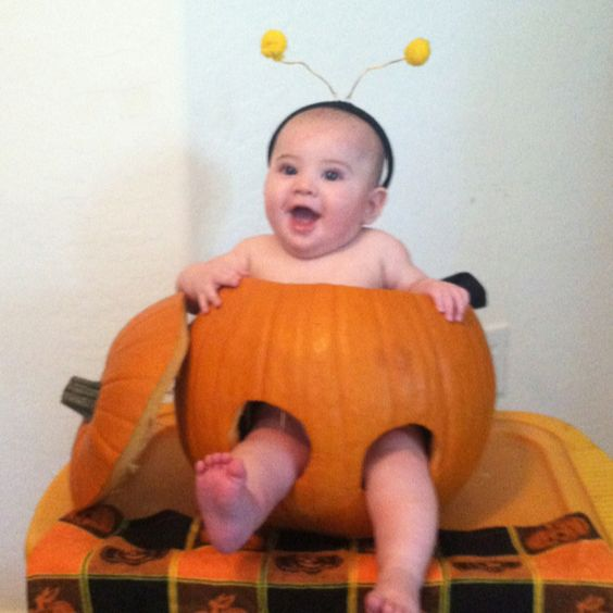 Happy first Halloween