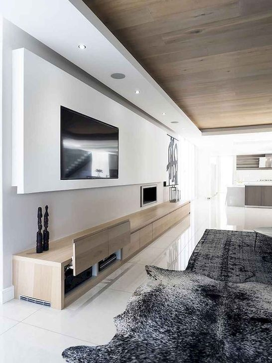 99 Fascinating Farmhouse Living Room Decor Ideas For You Farm House Living Room Living Room Lighting Living Room Tv Wall