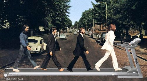 beatles (medium) by tanerbey