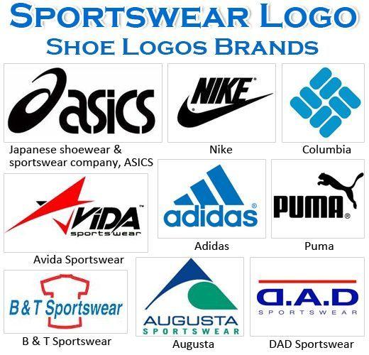 Comparison Of World S Most Famous Brands Of Sportswear Logo Branding