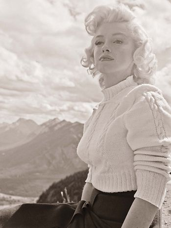 (Once) Lost Marilyn Monroe photos