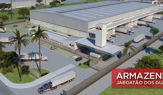 Aluguel de Galpões em Jaboatão dos Guararapes PE, Aluguel de galpões em Recife PE. As melhores opções de galpões logísticos para alugar. Sempre Imóveis Ltda