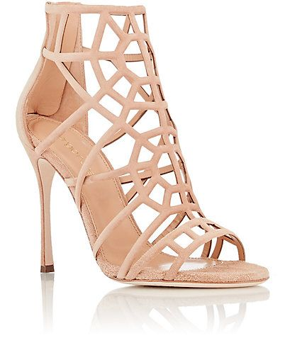 Sergio Rossi sandals - worn by Princess Iman of Jordan: