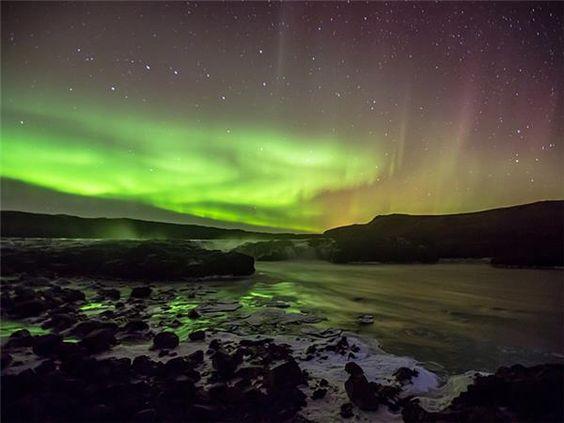 Iceland short break Northern Lights tour