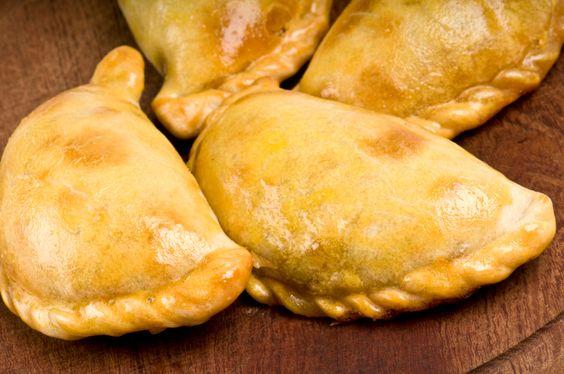Empanadas de manzana y canela- el gran chef