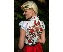 Astrid Söll Dirndl Couture Modell Burning Heart