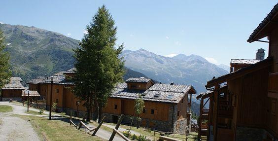 Séjour à La Rosière, Savoie