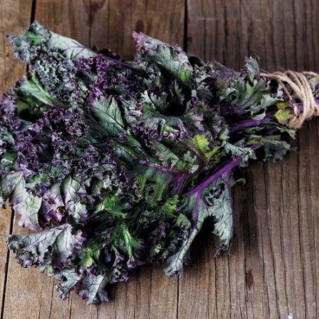 Succo di spinaci e cavolo