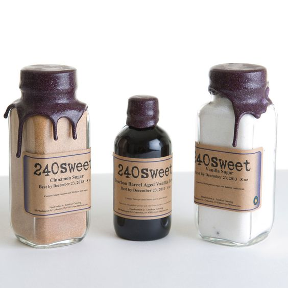 Love the packaging by 240sweet