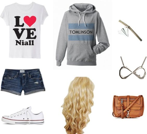"""""""Nouis on a summer day. XD :)"""" by natalou-h-17 on Polyvore"""