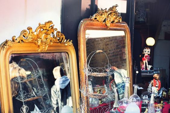 Paris Flea Markets ...lovem'