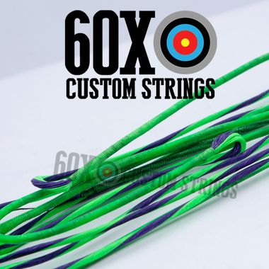 Full set of custom made bcy 452X Compound Bow Strings and cables for your bow. Don't forget to give us the Bow Make, Model and Year. Also, the String Length , Cable 1 Length and Cable 2 Length.