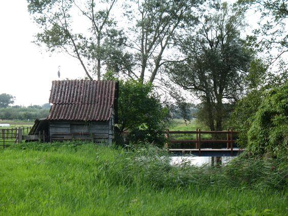 Damm way to Bruges