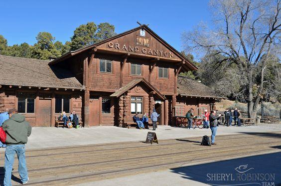 Grand Canyon Station!