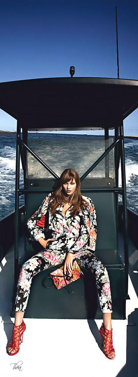 Vogue ● Karlie Kloss