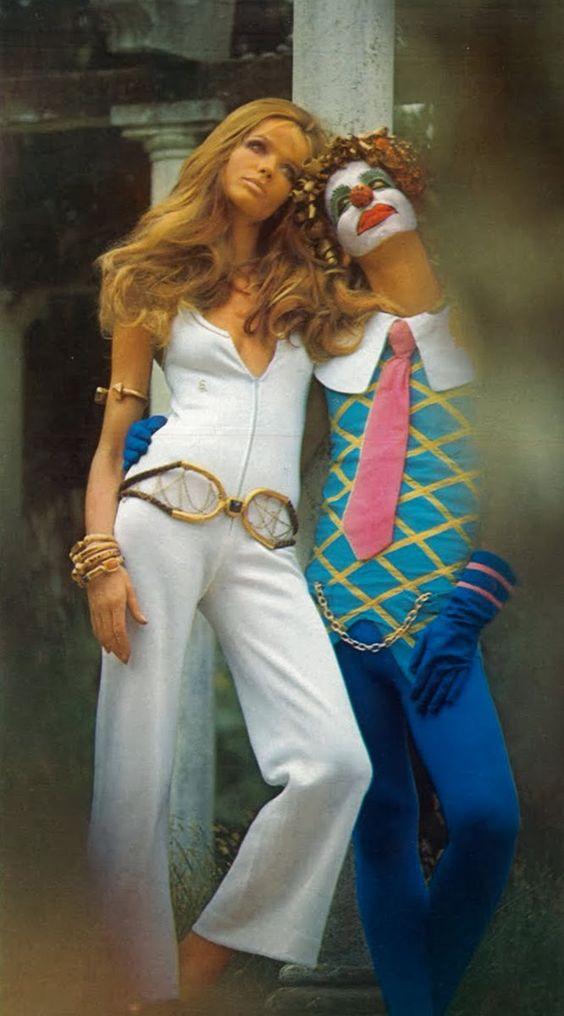 Veruschka, 1960s model, 60s vintage fashion,
