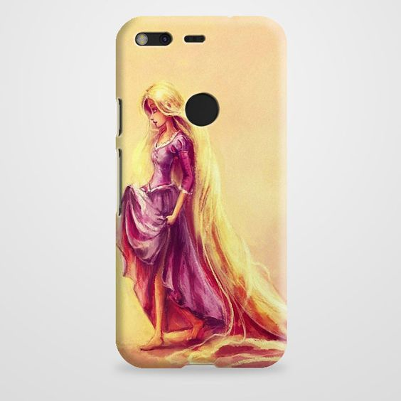 Disney Princess Princess. Fan Art. Creative. Diva. Beautiful. Ariel. Mermaid. Redhair Beautiful In A Little Girls Room Google Pixel Case   casefantasy
