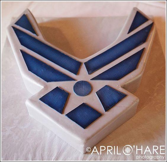 Air Force Wedding Cake Ideas Air Force Cake Air