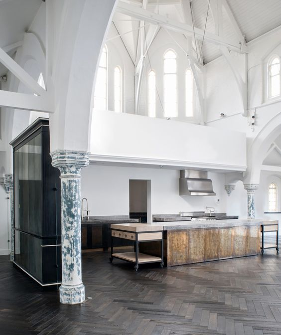 SLICE OF HEAVEN: A London Church Conversion: