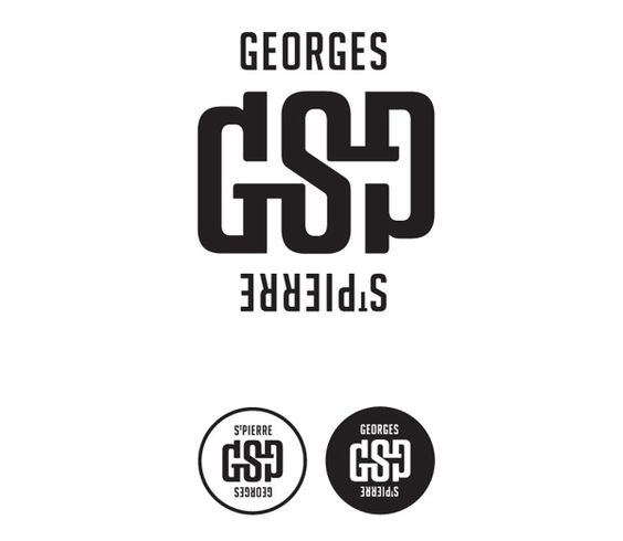 GEORGES ST-PIERRE by Sébastien Bisson, via Behance