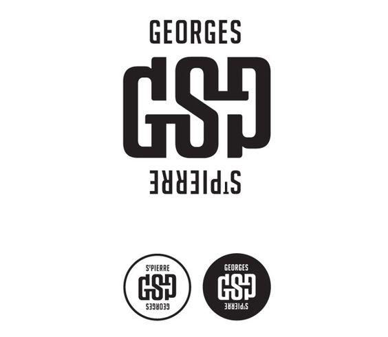 GEORGES ST-PIERRE by Sébastien Bisson, via Behance