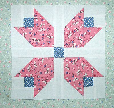 Create a Bouquet of Patchwork Tulip Quilt Blocks: Intro to the Patchwork Tulip Quilt Block