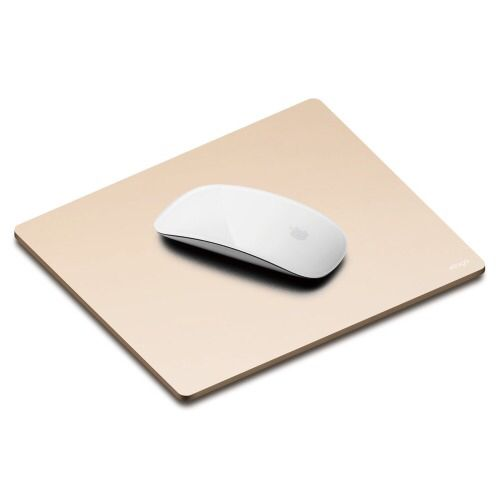 elago Aluminum Mouse Pad, Champagne Gold http://canopy.co/p/24000