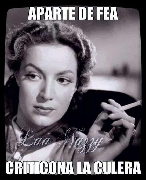 #MujerCabrona