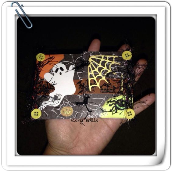 Kory B. Diptico de Halloween