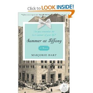 Summer At Tiffany. One of my favorite books ever!