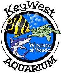 #Key West #Aquarium #logo #graphics #design