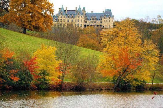 BiltmoreAutumnromanticasheville.com - Biltmore Estate: The Crown Jewel of the North Carolina Mountains