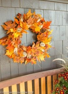 How_to_make_a_fall_leaf_wreath-