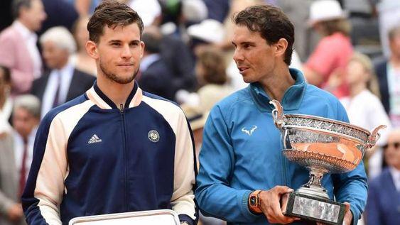 Roland Garros 2018 Finalistas
