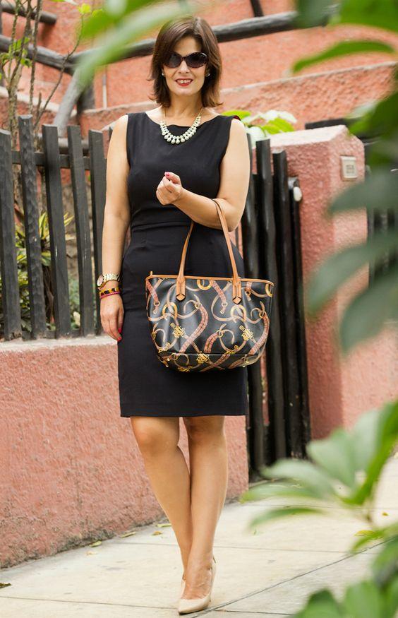 DIVINA EJECUTIVA: Mis Looks - El vestido negro