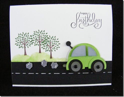 Cute and easy little car