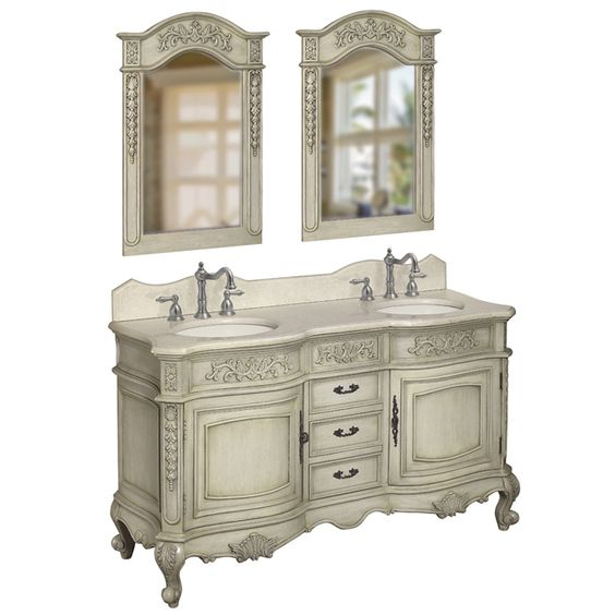 This Double Basin Vanity Will Look Stunning In Your