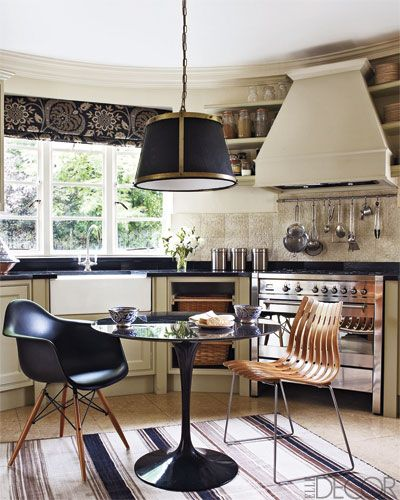 12 Sweet Spaces For Casual Kitchen Dining