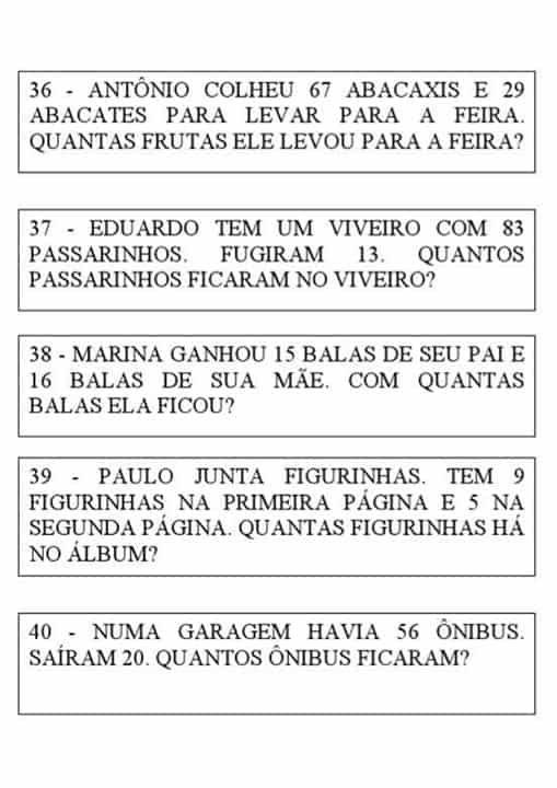 Pin De Evellyn Henrique Em Atividades Atividades De Matematica