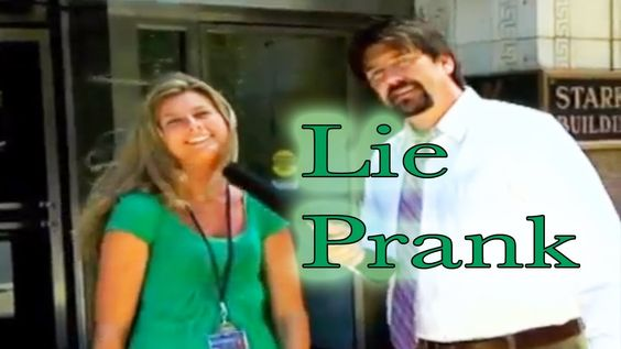 Could you lie for me Prank by Tom Mabe