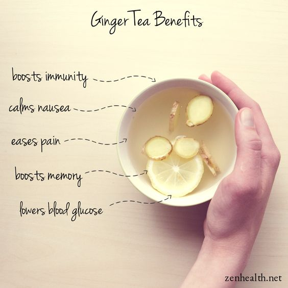 Ginger Tea Health Benefits: Grab Your Cup Today