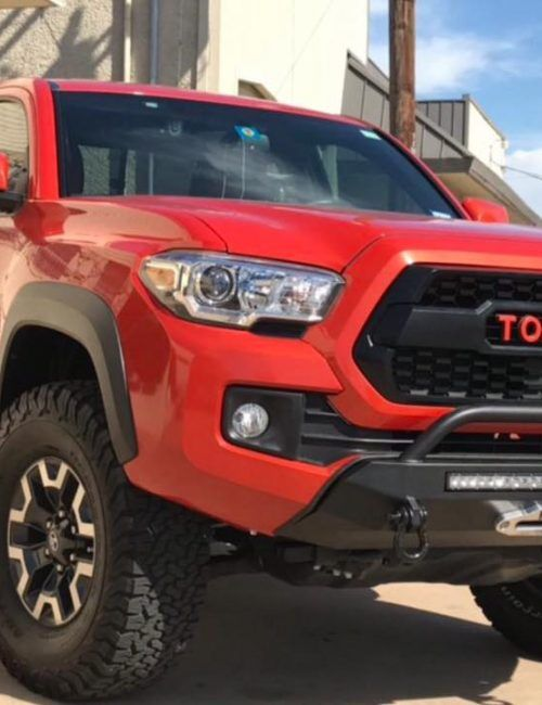 Southern Style Offroad Toyota Tacoma Slimline Hybrid Bumper Toyota Tacoma Toyota Tacoma Accessories Tacoma Accessories