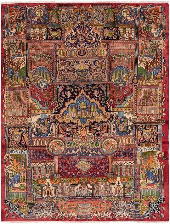 Main Image Of Rug On Sale 2 489 9 8 X 12 6 Persian Rug Rugs Rugs On Carpet