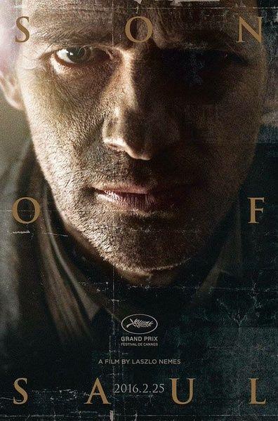 Son Of Saul 索爾之子 海報  導演: Laszlo Nemes 編劇: Laszlo Nemes /  Clara Royer