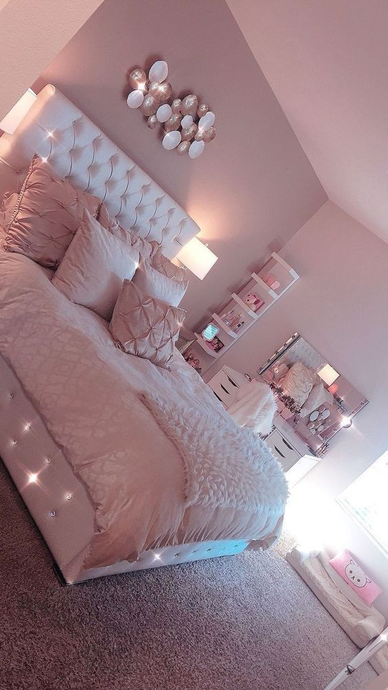 Pretty In Pink The Color Domination Room Ideas Bedroom Decor
